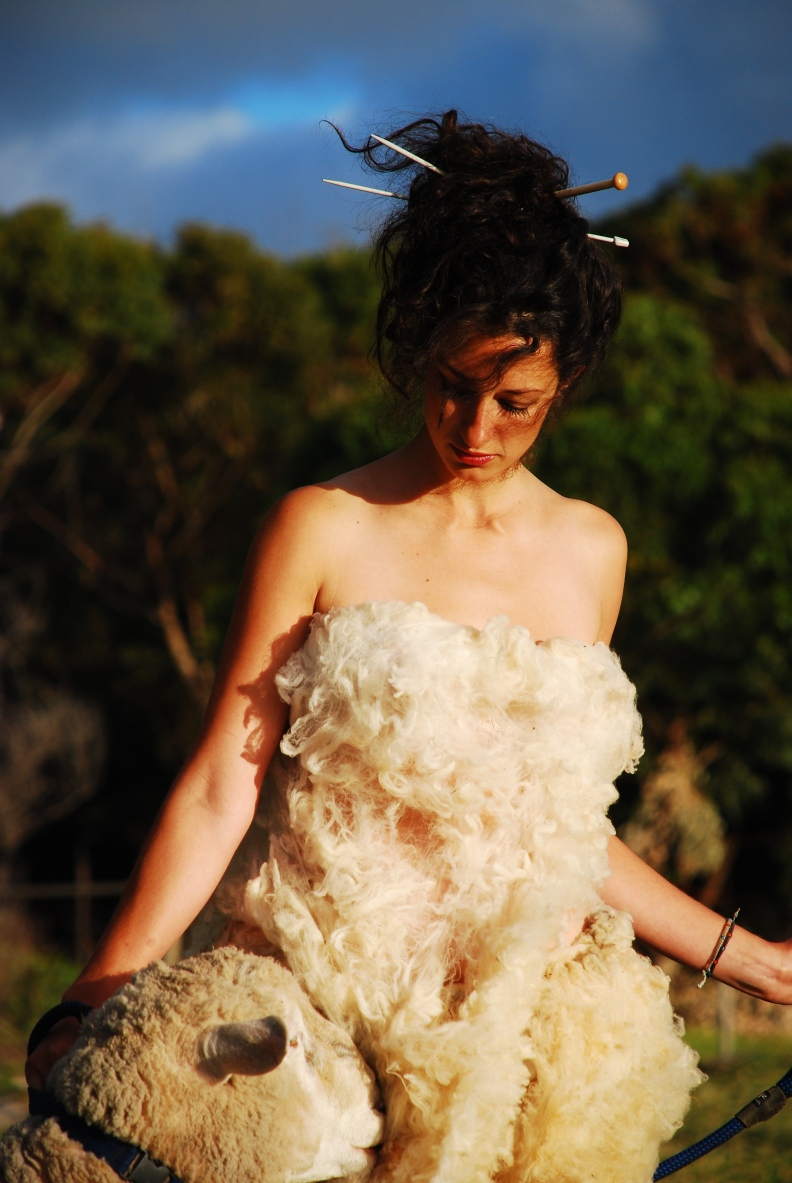Sheep Couture