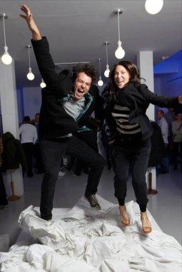 Alain & Deborah - Misael Jump!