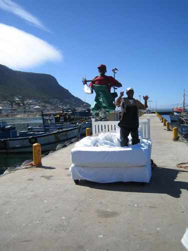 Behind the Scenes: Bed Jump! Fishermen 1