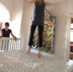 First Jump! - Lyn's