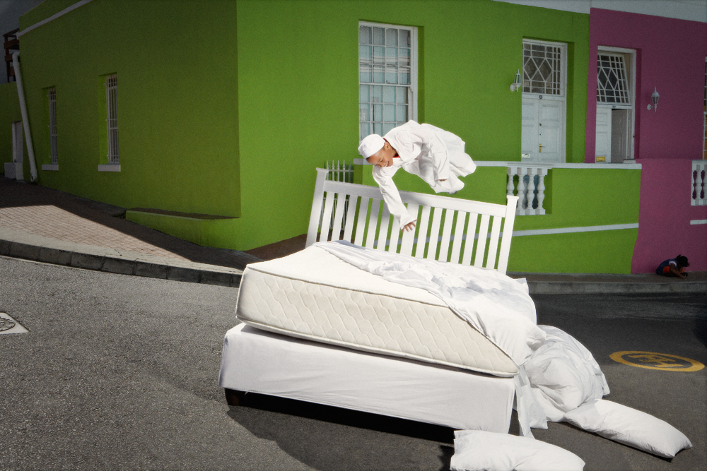 Photographer:  Inge Prins, Conceptualist/Producer:  Kelly Wainwright