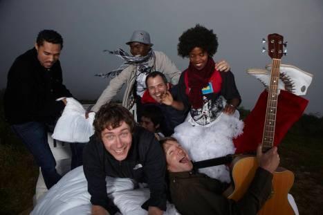 Freshlyground: Behind-the-scenes, Photographer: Antonia Steyn, Conceptualist/Producer: Kelly Wilder Wainwright